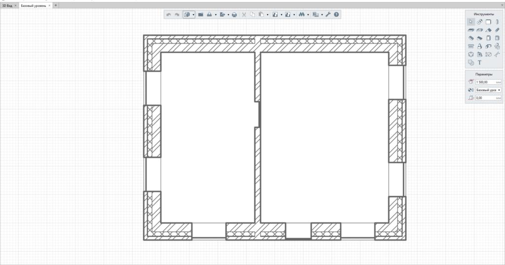 IFC из Renga Architecture